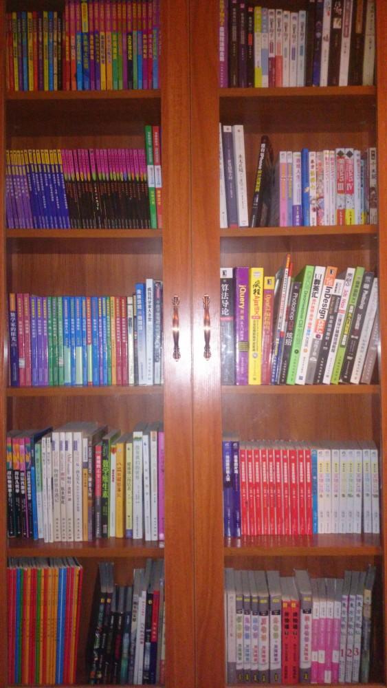 书房藏书柜